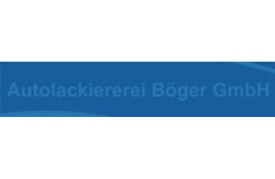 Sponsor: Autolackiererei Böger GmbH