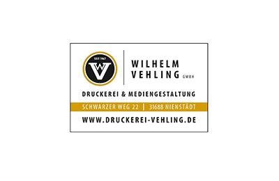 Sponsor: Druckerei Vehling