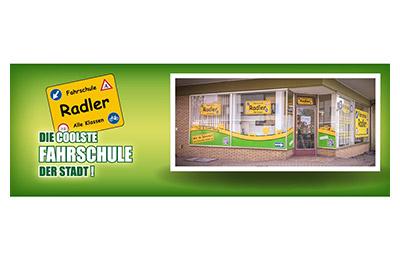 Sponsor: Fahrschule Radler