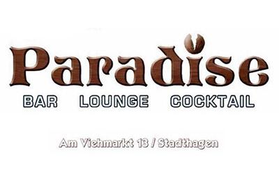Sponsor: Paradise Cocktailbar