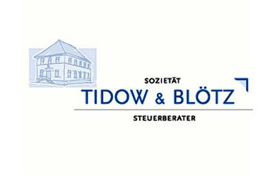 Sponsor: Tidow & Blötz Steuerberater