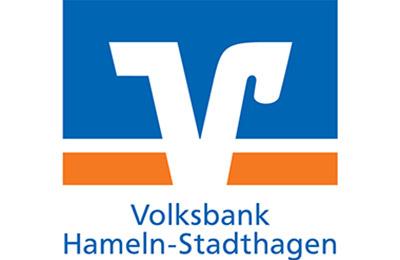 Sponsor: Volksbank Hameln-Stadthagen