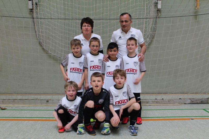TuS SW Enzen (F-Junioren)