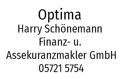 Optima Harry Schönemann