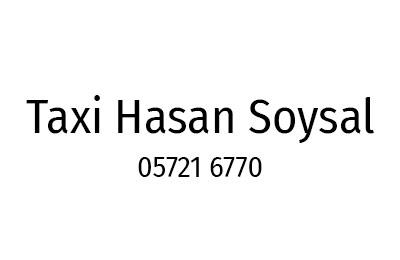 Taxi Hasan Soysal